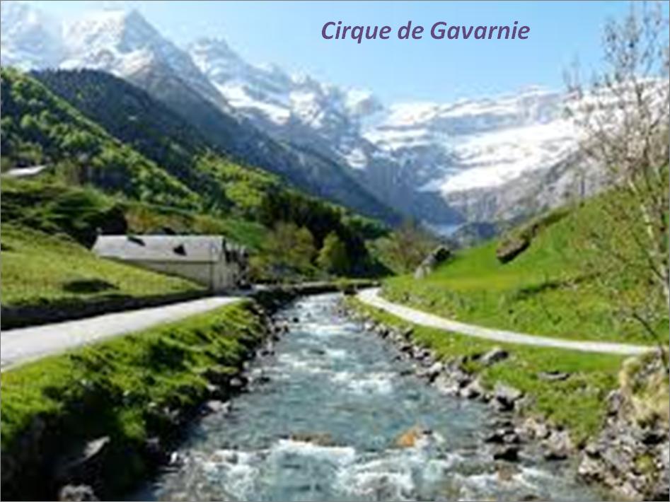 cirque de Gavarnie texte