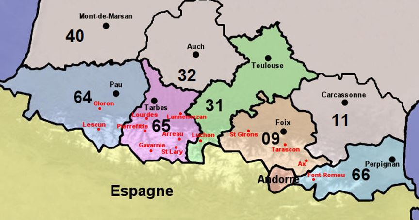 Capture region proposée