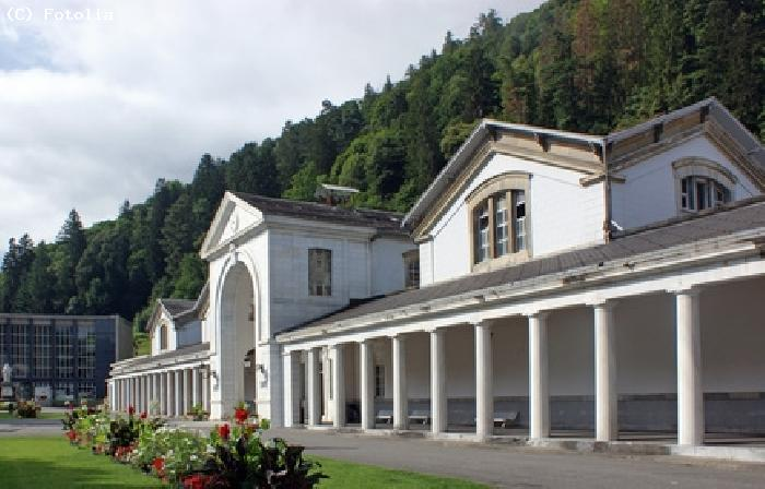 thermes luchon