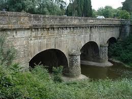 Pont canal du Fresquel