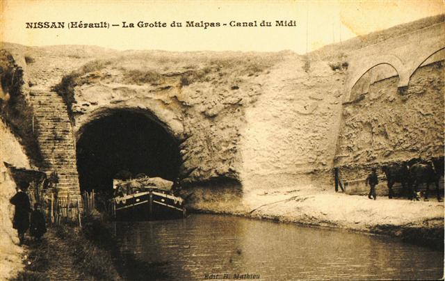 Tunel de Malpas 1