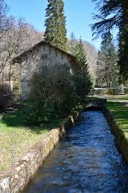 moulins à eau du canal 1