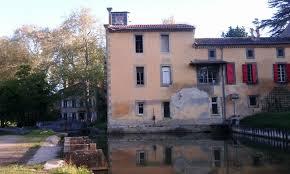 moulins à eau du canal