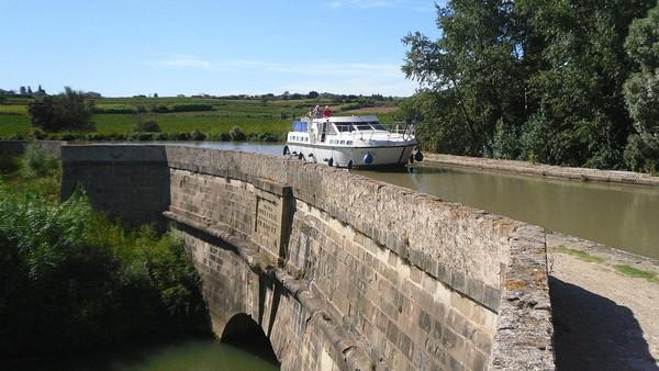 pont canal de Répudre