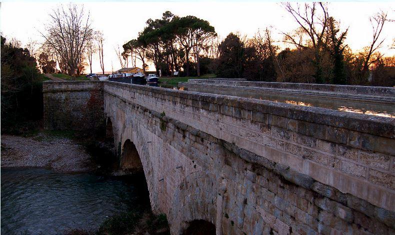 pont canal de la seisse