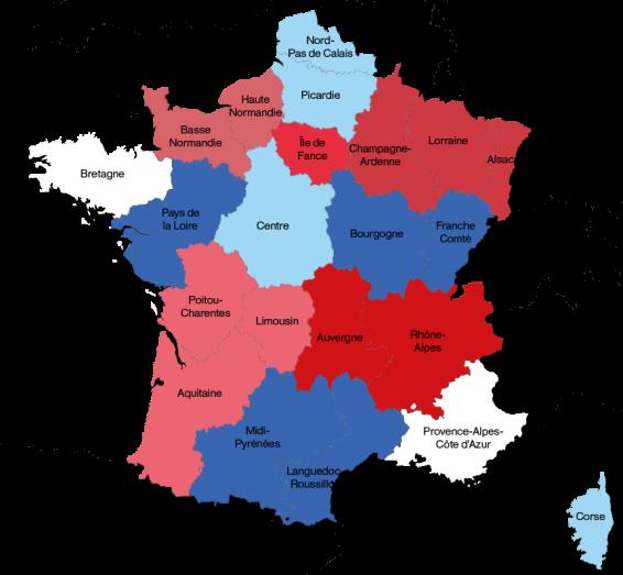 carte-13-régions