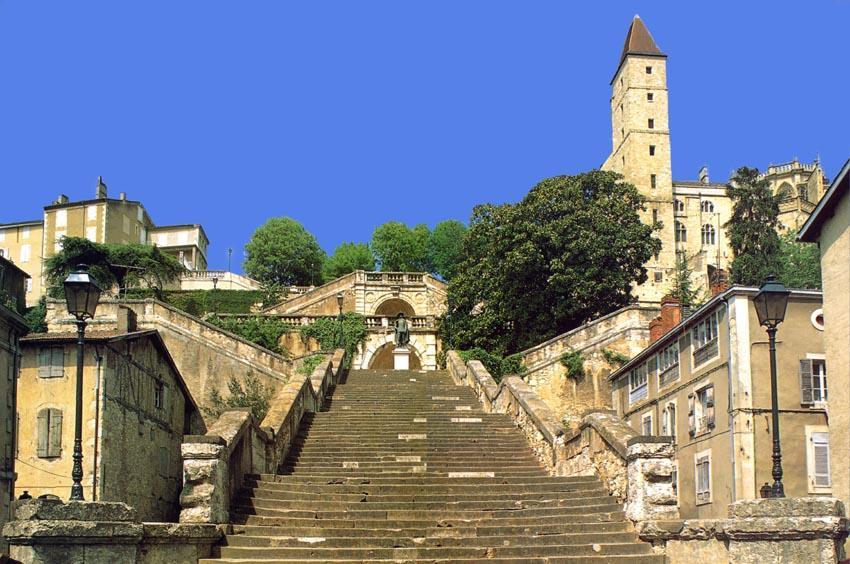 auch escalier